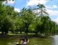 Weekend de vara in Gradina Cismigiu din Bucuresti