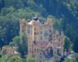 In vizita la castelul Schloss Hohenschuangau din Bavaria