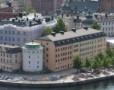 Stockholm-ul vazut din turnul primariei (Stadshuset)