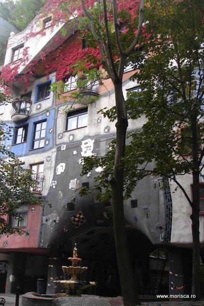 Hundertwasser in Viena