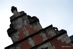 Palatul Ghyka Dofteana judetul Bacau