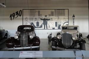 expozitie masini la Autoworld Bruxelles