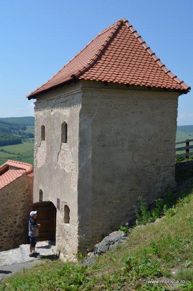 Cetatea Rupea - Judetul Brasov