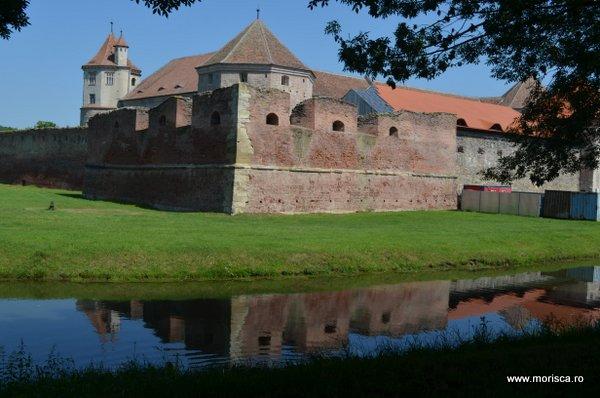 Cetatea Fagaras - judetul Brasov