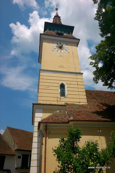 Biserica Fortificata din Vulcan Judetul Brasov