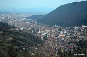 Brasov_panorama_drum_Poiana_Brasov_1
