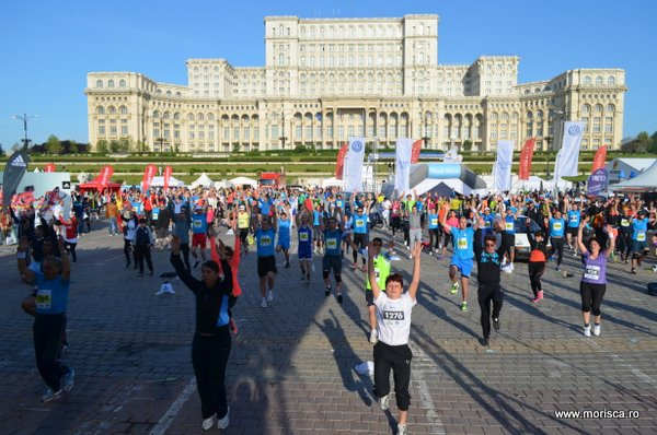 Semi Maratonul International Bucuresti - Bucharest International Half Marathon 2014