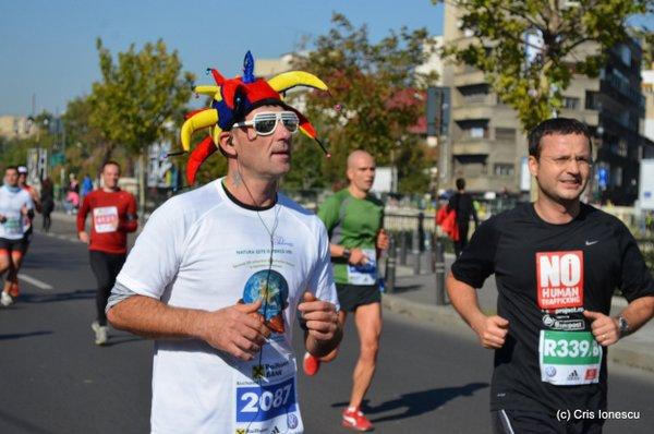 Maratonul International Bucuresti - Bucharest International Half Marathon 2013