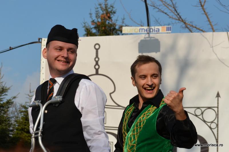 St Patrick's Parade - Bucharest 2016