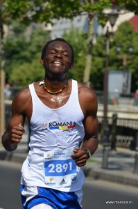 Bucharest international half marathon 2013