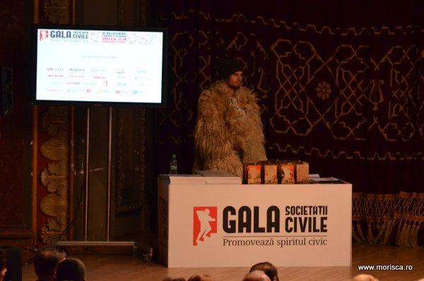 Anuntare castigatori Gala Societatii Civile 2015 - Ateneul Roman