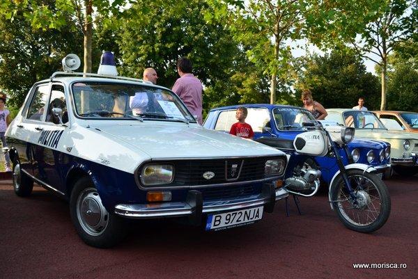 Retromobil Fabricat in Romania - expozitie in Parcul Copiilor din Bucuresti
