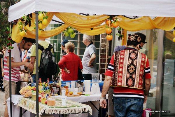 Festivalul Strada Armeneasca  in Bucuresti 2014