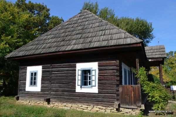 Toamna in Muzeul National al Satului din Bucuresti
