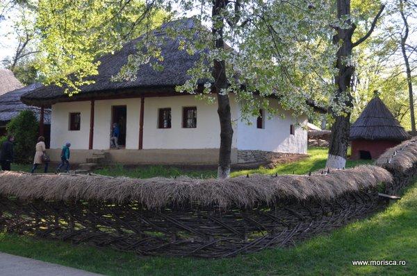 Primavara la Muzeul National al Satului Dimitrie Gusti din Bucuresti
