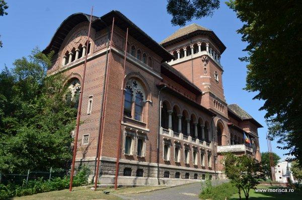 Muzeul Taranului Roman Bucuresti