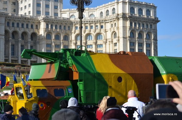 Parada de Ziua Nationala - 1 decembrie 2015 - Piata Constitutiei - Bucuresti