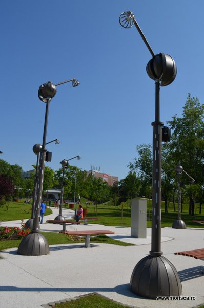 Parcul Drumul Taberei - Moghioros - dupa redeschidere