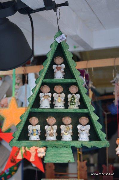 Targul de Craciun din Piata Universitatii Bucuresti - Bucharest Christmas Market