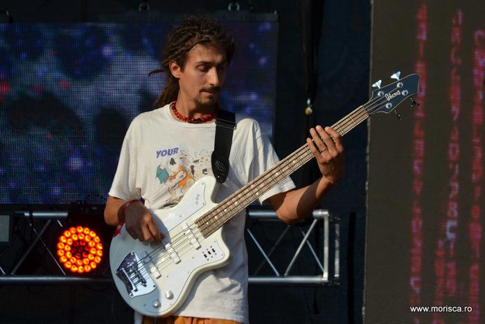 Concert Basska @ Creative Fest - Bucuresti (Romexpo)