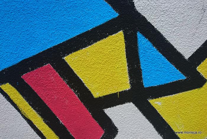 Graffiti - Strada Arthur Verona - Street Delivery Bucuresti 2016