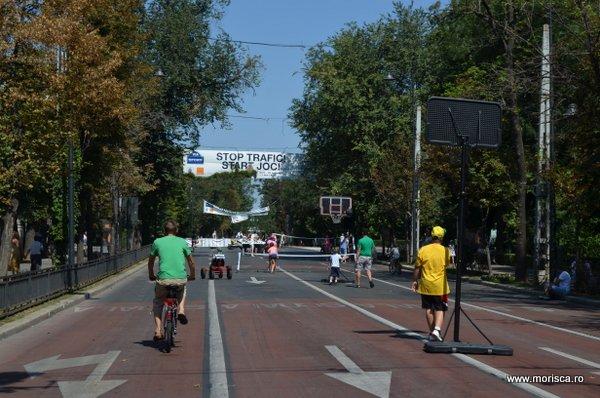 Via Sport pe Bulevardul Kiselleff din Bucuresti