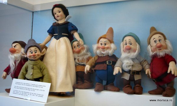 Muzeul Jucariilor din Praga, Cehia