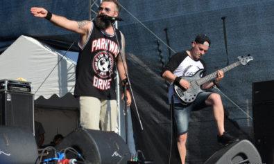 Concert Coma la Festivalul Creative Fest editia 2016 - Bucuresti (Romexpo)