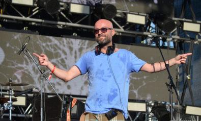 Concert Omul cu Sobolani la Creative Fest 2016 - Bucuresti (Romexpo)