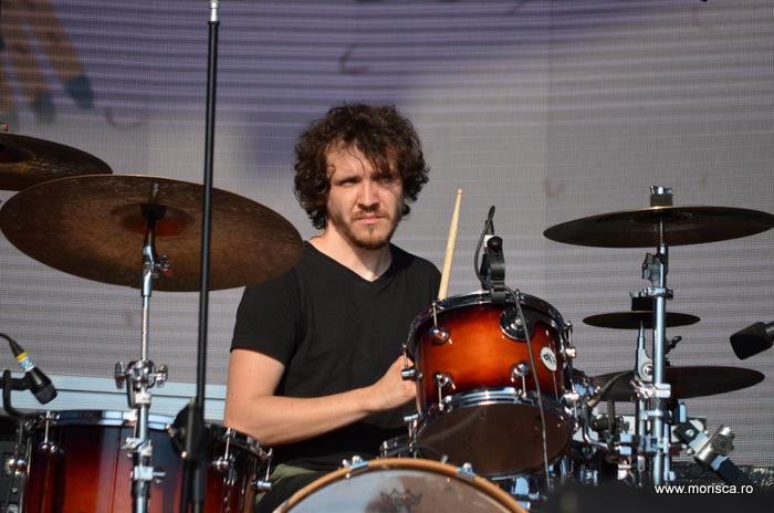 Concert Tony Baboon @ Creative Fest - Bucuresti (Romexpo)