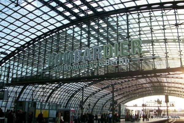 Hauptbahnhof Berlin, Germania