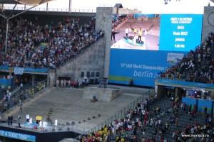 Campionatele Mondiale de Atletism 2010 pe Stadionul Olimpic din Berlin