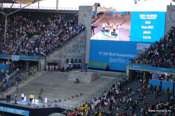 Campanionatele Mondiale de Atletism 2010 pe Stadionuk Olimpic din Berlin