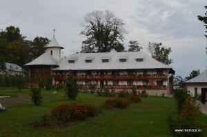Manastirea Miclauseni judetul Iasi