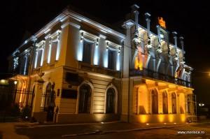 Noaptea in orasul Iasi