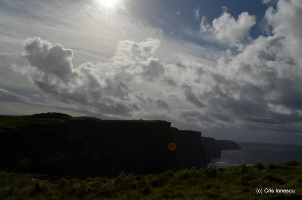 Panorama Irlanda Cliffs of Moher