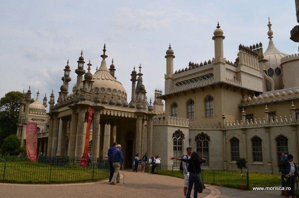 Pavilionul Regal din Brighton Marea Britanie