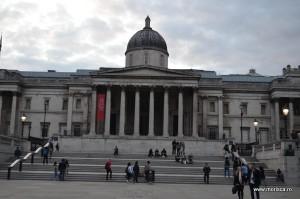 National Gallery Londra Trafalgar Square