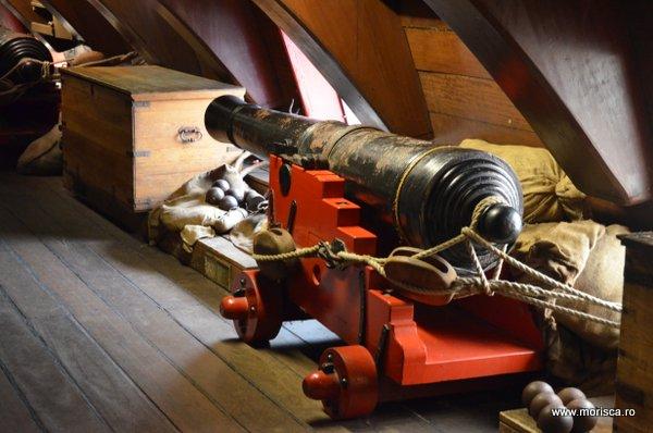 Muzeul Marinei - Het ScheepvaartMuseum - Amsterdam - Olanda