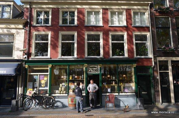 Plimbare in Delft Olanda