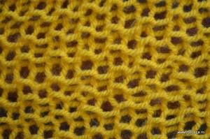Guerrilla knitting in Delft Olanda