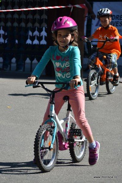Cursa copiilor la Maratonul Olteniei 30 august 2014