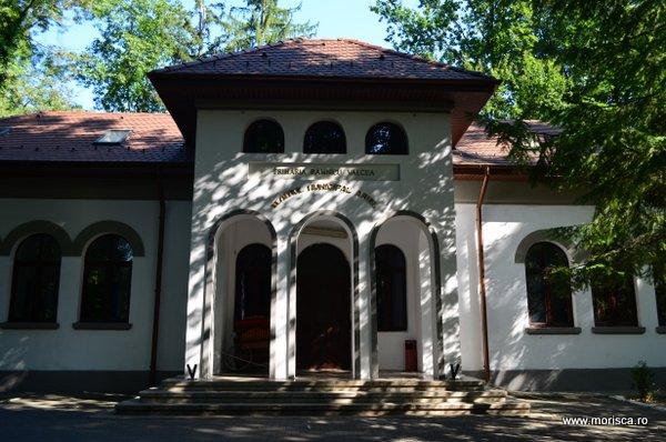 Parcul Zavoi din Ramnicu Valcea