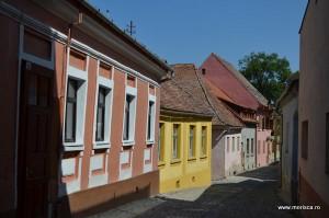 Case istorice Sighisoara Romania
