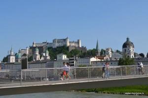 Podul cu lacate din Salzburg