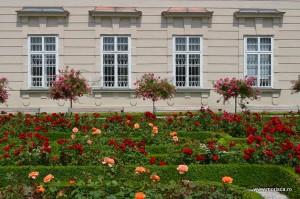 Gradinile Palatului Mirabell din Salzburg
