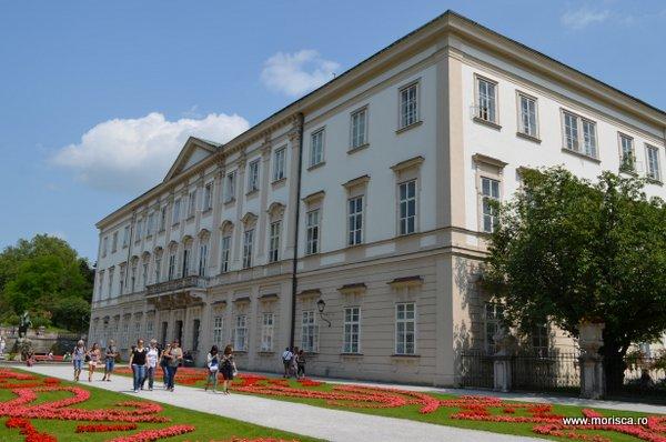 Palatul Mirabell din Salzburg