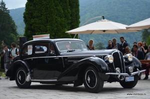 Concurs de eleganta Retromobil 2014