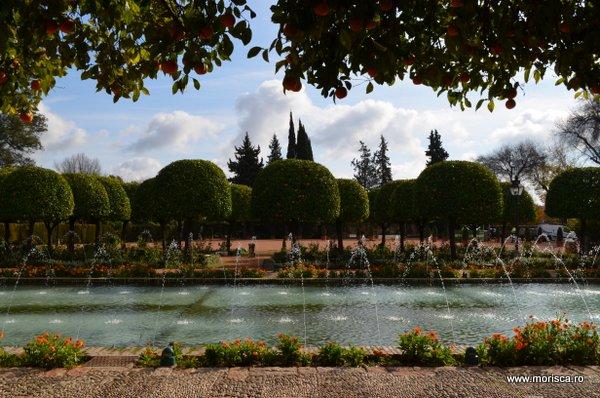 Spania Cordoba Palatul Regal