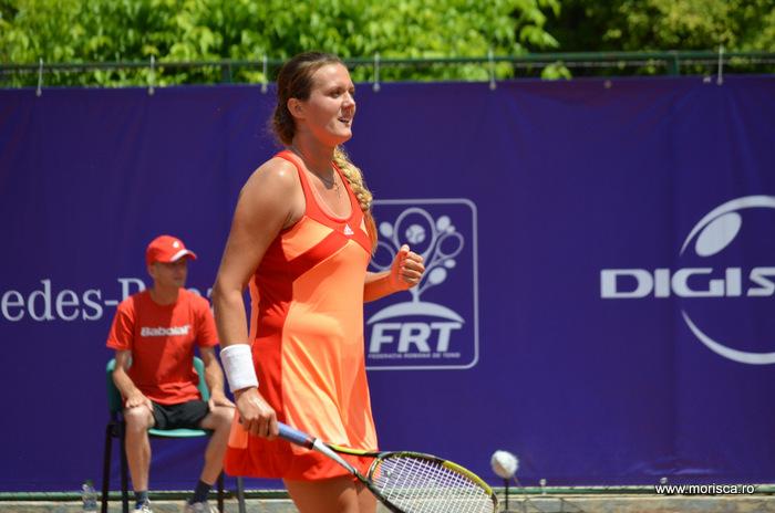 Tenis BRD Bucharest Open - Arenele BNR - iulie 2016